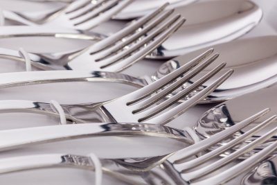 Flatware styles at Rentals to Remember